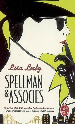 Couverture du livre : Les Spellman, tome 1 : Spellman et associés