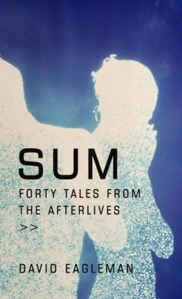 Couverture du livre : Sum: Forty Tales from the Afterlives
