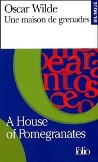 Couverture du livre : Une Maison de grenades