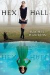 couverture Hex Hall, Tome 1 : Hex Hall