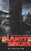La planète des singes . Le livre du film