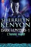 couverture Le Cercle des immortels : Dark Hunters, Tome 1 : L'Homme maudit
