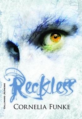 Couverture du livre : Reckless, Tome 1 : Le Sortilège de Pierre