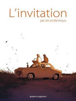Couverture du livre : L'invitation