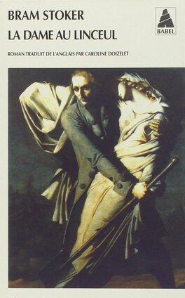 Couverture du livre : La Dame au linceul