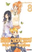 Hibi Chouchou - Edelweiss & Papillons, tome 8