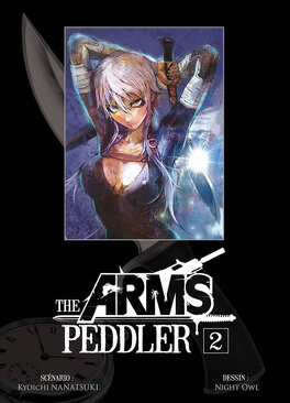 Couverture du livre : The Arms Peddler, Tome 2