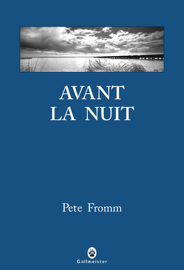 Couverture du livre : Avant la nuit