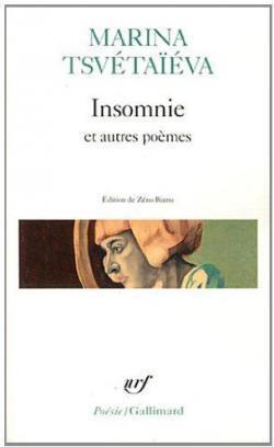 Couverture du livre : Insomnie et autres poèmes