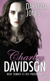 Charley Davidson, Tome 9 : Neuf tombes et des poussières