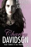 couverture Charley Davidson, Tome 9 : Neuf tombes et des poussières