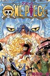 couverture One Piece, Tome 65 : Table rase