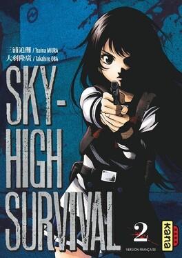 Couverture du livre : Sky-high survival, Tome 2
