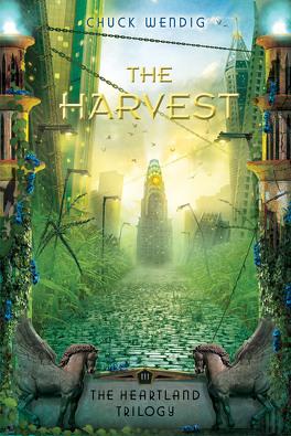 Couverture du livre : The Heartland Trilogy , Tome 3 : The Harvest