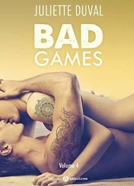 Couverture du livre : Bad games, Tome 4