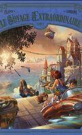 Le Voyage extraordinaire, Tome 4 : Cycle 2 - Les Îles mystérieuses 1/3