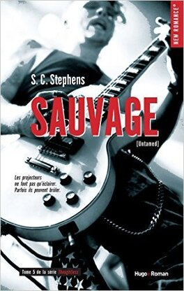 Couverture du livre : Thoughtless, Tome 5 : Sauvage
