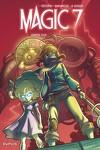 couverture Magic 7, tome 2 : Contre tous !
