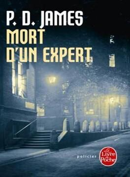 Couverture du livre : Mort d'un Expert, Tome 6