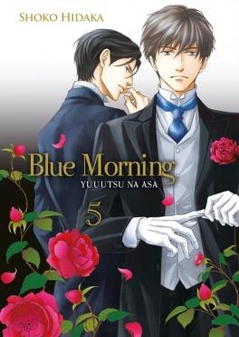 Couverture du livre : Blue Morning, Tome 5