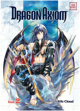 Couverture du livre : Dragon Axiom, Tome 2