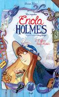 Les Enquêtes d'Enola Holmes, Tome 2 : L'Affaire Lady Alister (BD)