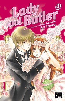 Couverture de Lady and Butler, tome 21