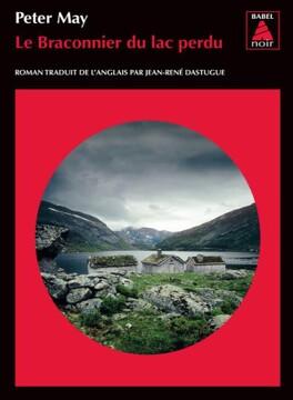 Couverture du livre : Le Braconnier du lac perdu