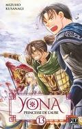 Yona - Princesse de l'Aube, tome 13