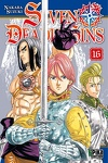 couverture Seven deadly sins, Tome 16