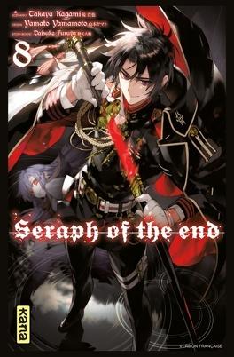 Couverture du livre : Seraph of the end, Tome 8