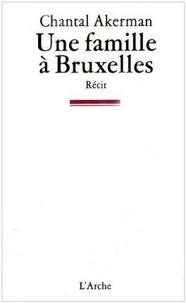 Couverture du livre : Une famille à Bruxelles