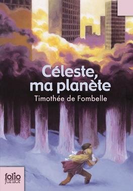 Couverture du livre : Céleste, ma planète