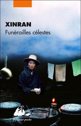 Couverture du livre : Funérailles célestes