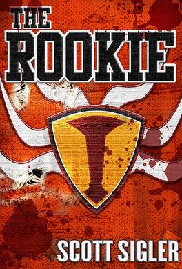Couverture du livre : Galactic Football League, Tome 1 : The Rookie