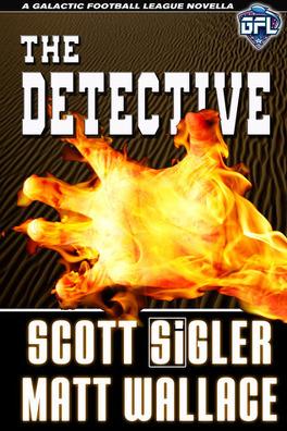 Couverture du livre : Galactic Football League, Tome 3.3 : The Detective