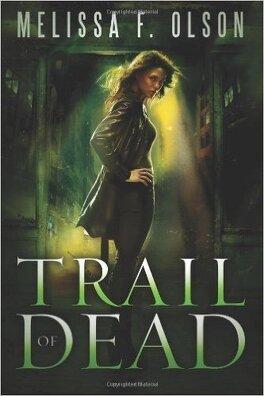 Couverture du livre : Scarlett Bernard, Tome 2: Trail of Dead