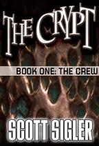 Couverture du livre : The Crypt, Tome 1 : The Crew