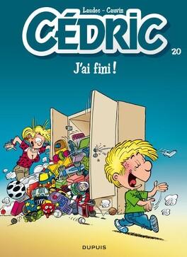 Couverture du livre : Cédric, Tome 20 : J'ai fini !