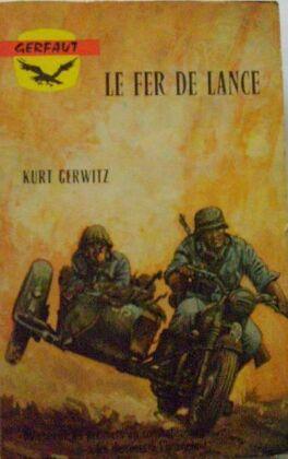 Couverture du livre : Le fer de lance