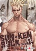 Sun-Ken Rock, Tome 24