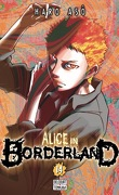 Alice in Borderland, tome 14