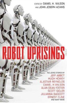 Couverture du livre : Robot Uprisings