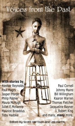Couverture du livre : Voices From the Past