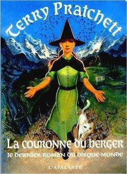 Couverture de Les annales du Disque-Monde, Tome 41 : La couronne du berger - Le dernier roman du Disque-monde