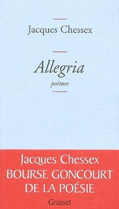Couverture du livre : Allegria