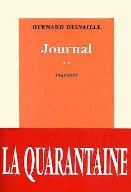 Couverture du livre : Journal, tome 2 : 1963-1977