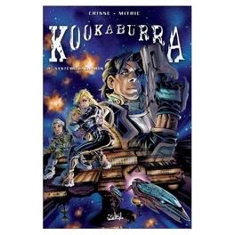 Couverture du livre : Kookaburra, tome 4 : Système Ragnarok