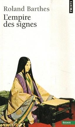 Couverture du livre : L'Empire des signes