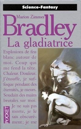 Couverture du livre : La gladiatrice